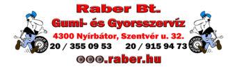 Raber Bt.