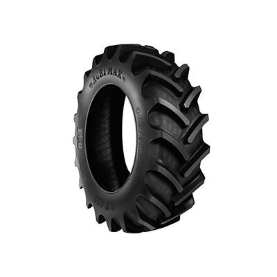 BKT 320/85R34  (12.4R34)  AGRIMAX RT855 E141A8/B